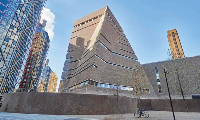 The Switch House at Tate Modern, London