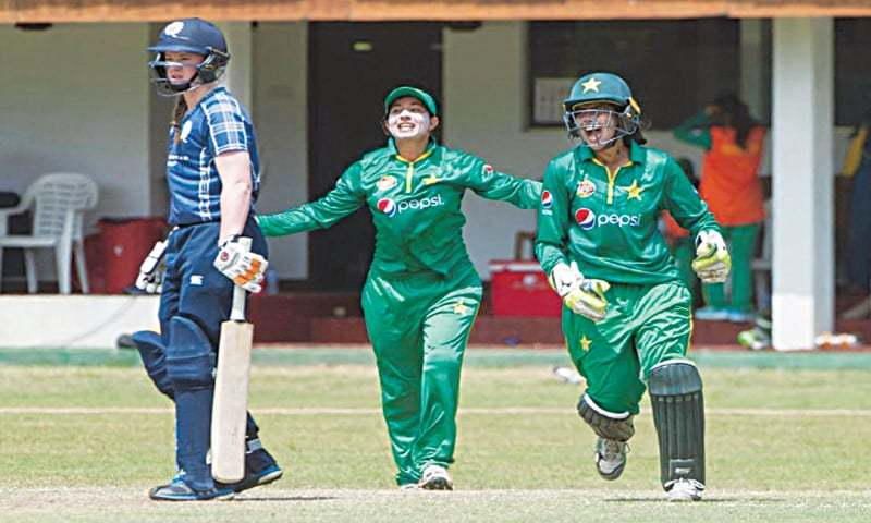India on verge of qualifying for ICC Women's World Cup