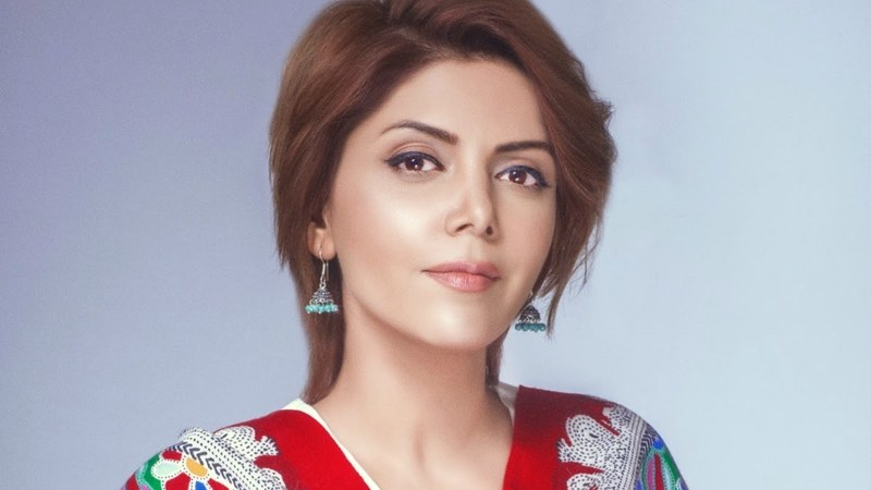 Was Hadiqa Kiani caught with cocaine at Heathrow Airport?