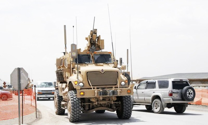 Pakistan contracts US firm for 40 MRAP vehicles worth $35m
