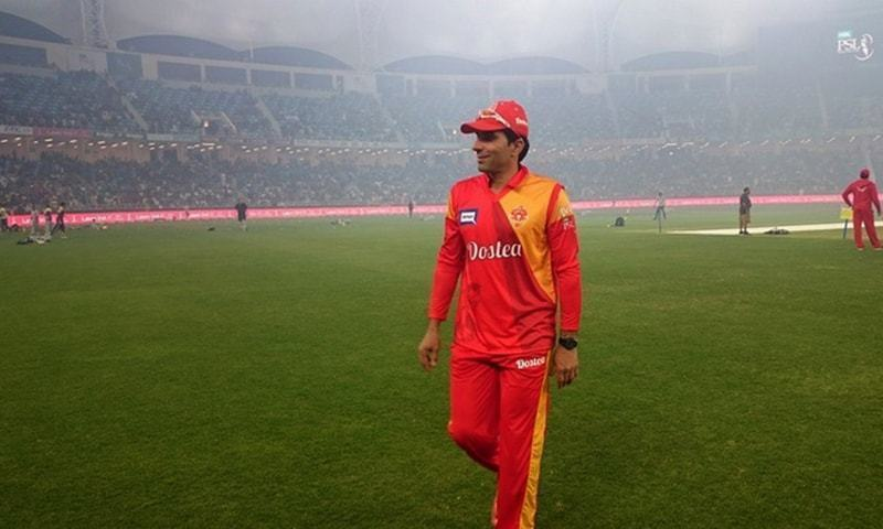 PSL final in Lahore positive development for Pakistan cricket, says Misbah
