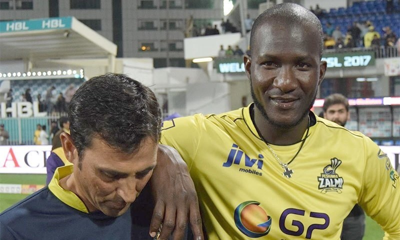 If Zalmi win final, all team members will shave their heads: Darren Sammy