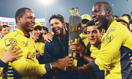 PSL final: Passion for cricket conquers fear