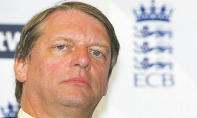 Giles Clarke appreciated by PCB chief for his efforts