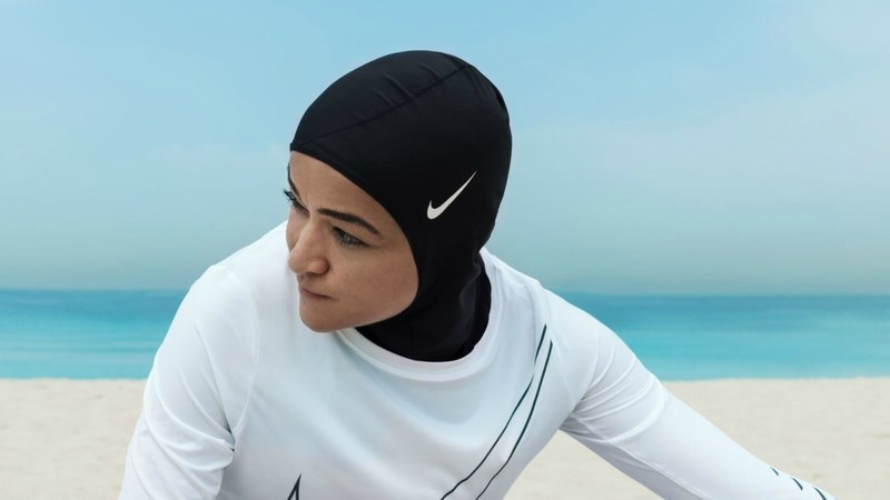 Manal Rostom can overtake anything in her hijab pro!