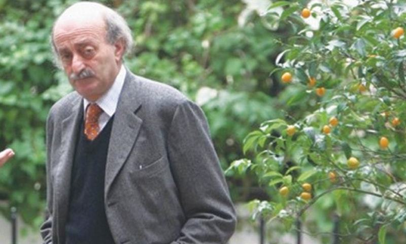 WALID Jumblatt, Kamal's son, inherited the leadership of the Druze following his father's murder.