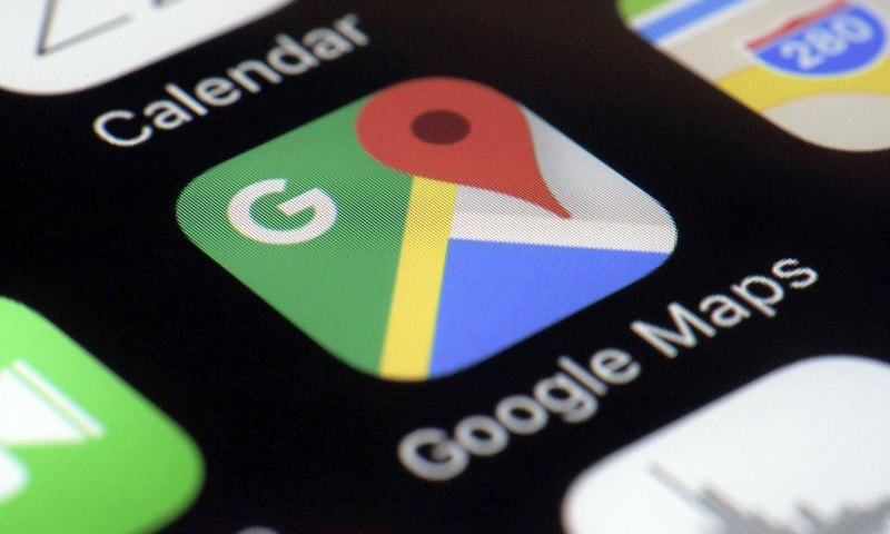Google is enabling users of its digital mapping service to allow their movements to be tracked by friends and family. —AP