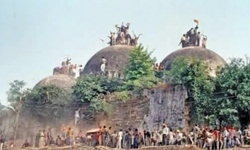 Indian Supreme Court cannot avoid decision on Babri Masjid case