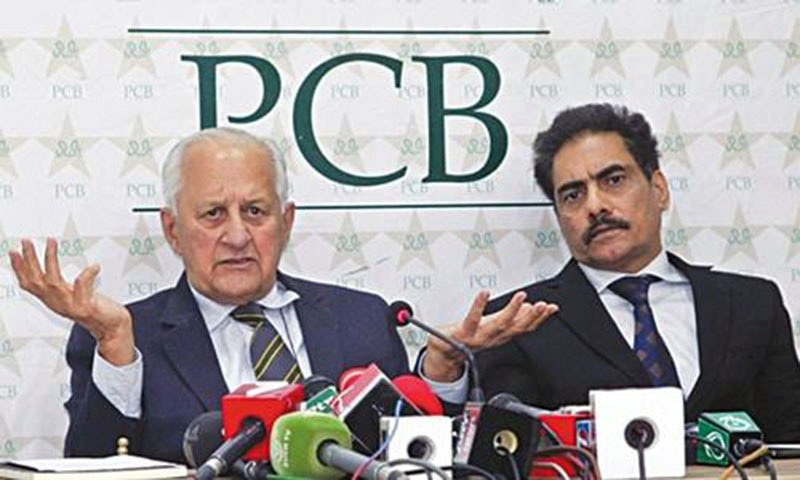 Pakistan cricket board chief to step down in August