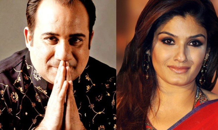 The makers will now apparently feature Raveena Tandon's scene from the film in the music video instead of the singer