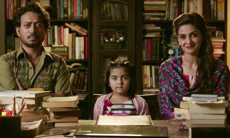 ہندی میڈیم کی کہانی کو کافی سراہا گیا تھا—اسکرین شاٹ