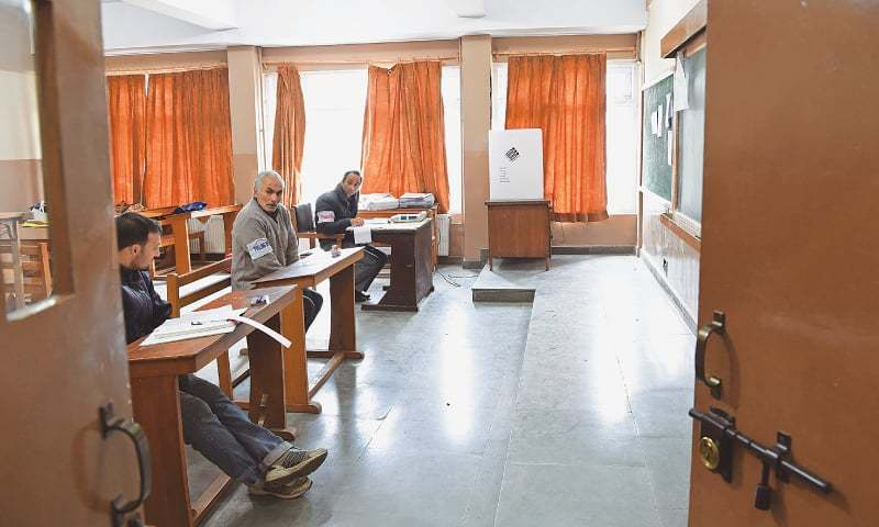 Poor 6.5 percent voter turnout in Srinagar LS bypoll