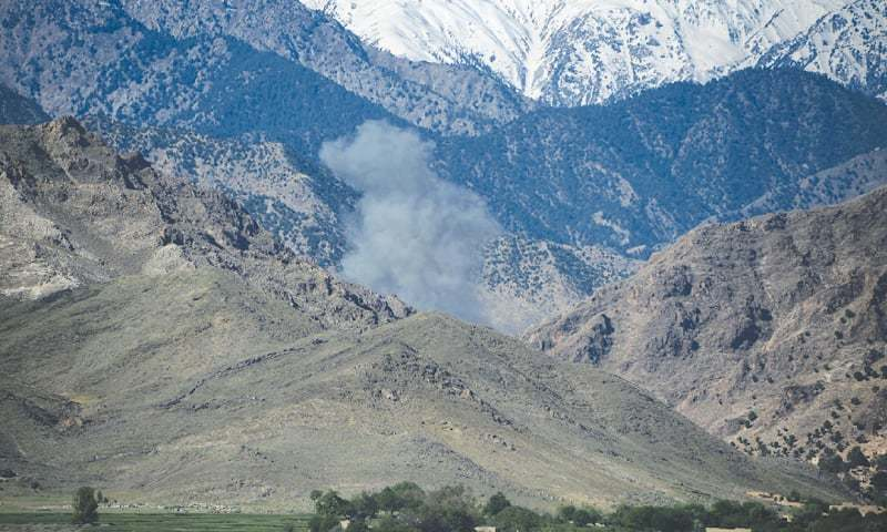 MOAB strike: 90 IS fighters killed in Afghanistan