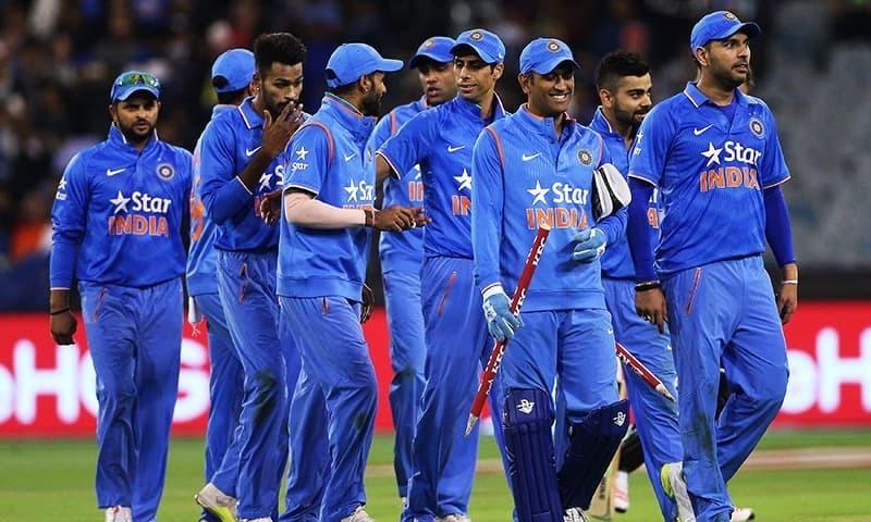ہندوستان کی ٹیم 2013 کی چیمپیئنز ٹرافی کی چیمپیئن ہے— فائل فوٹو: اے ایف پی