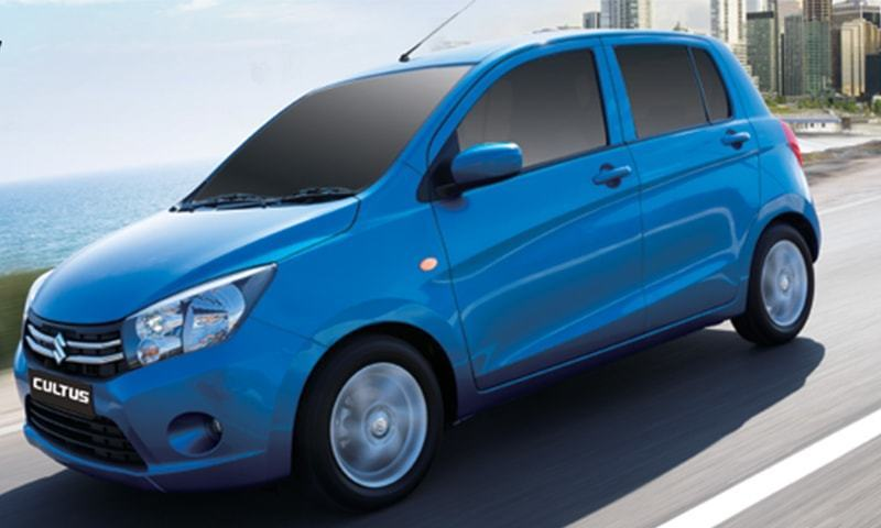 New 1000cc Cultus Vxr Launched At Price Tag Of Pkr 1 25 M