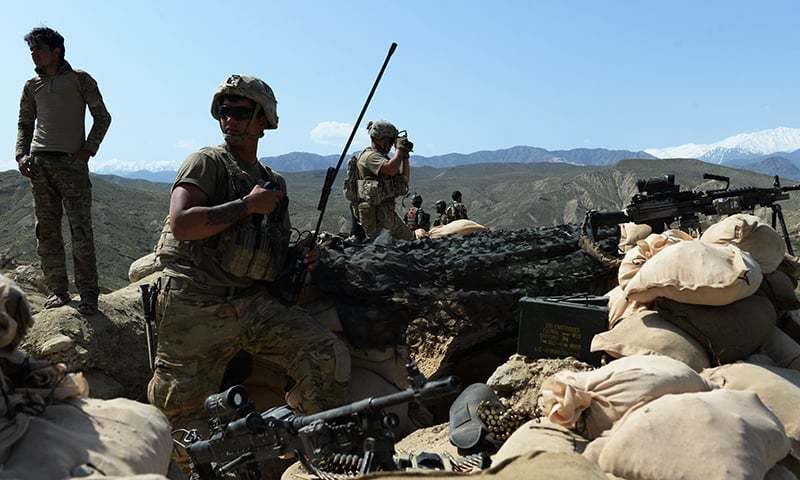 Two American Service Members Killed in Afghanistan Fighting ISIS