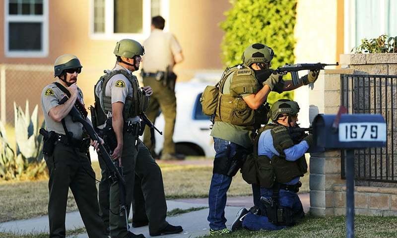 San Bernardino attack: Victims families sue Facebook
