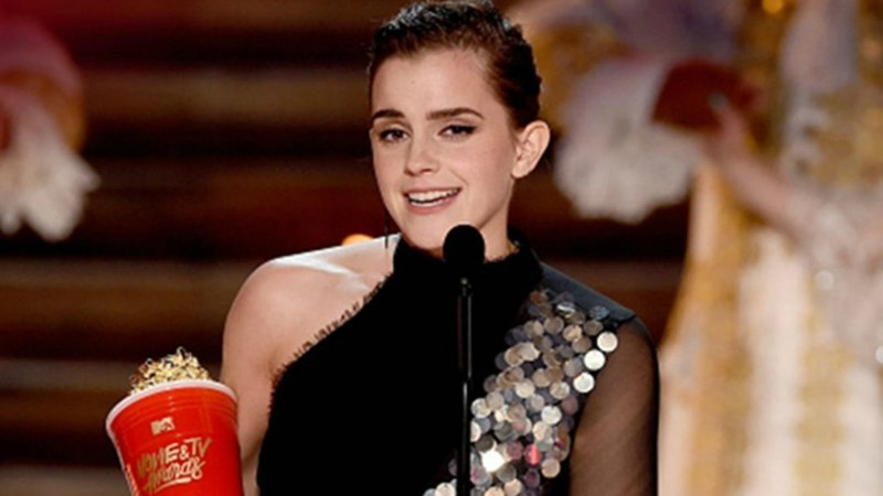 Emma Watson- MTV Movie Awards Speech