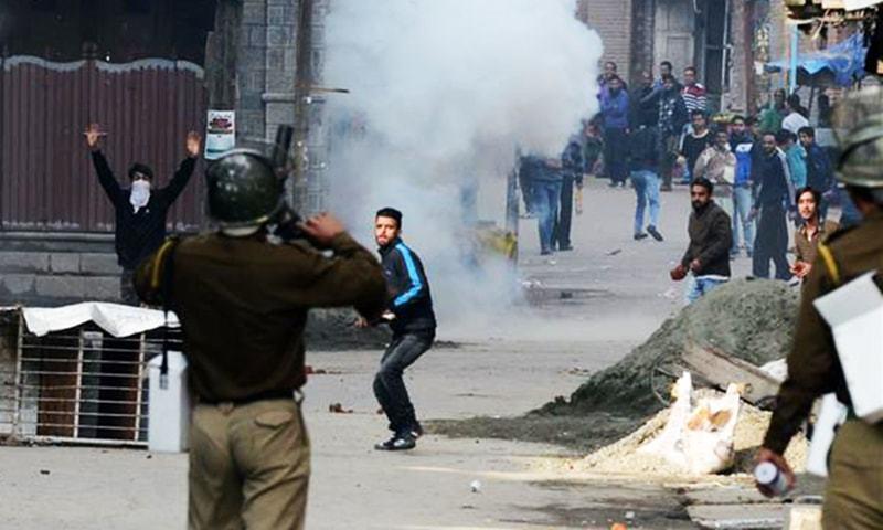 TV, social media ban in IHK shows India has lost control over Kashmir: Hurriyet leaders