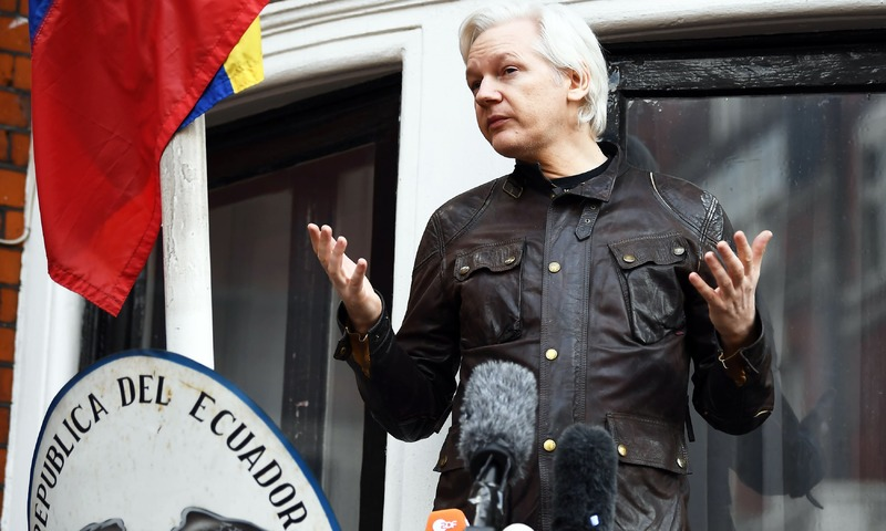 Sweden Drops Rape Investigation of Julian Assange