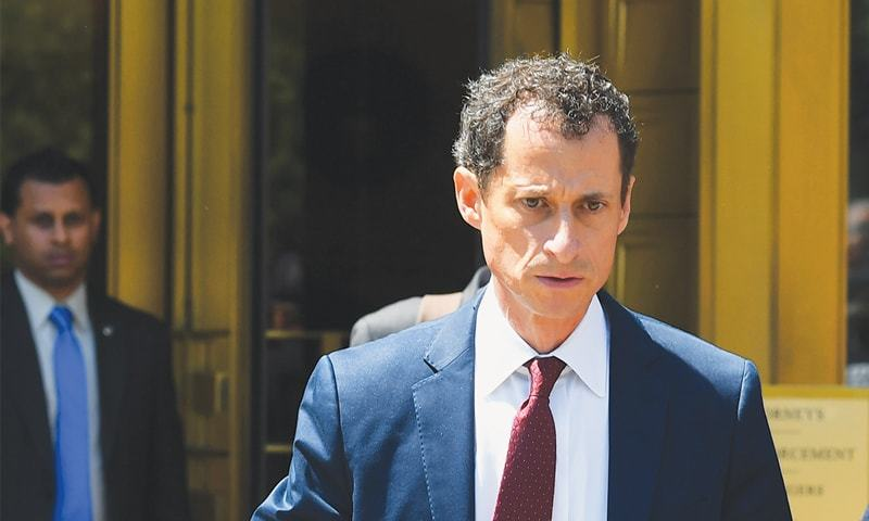 Anthony Weiner Pleads Guilty to Sexting Charge