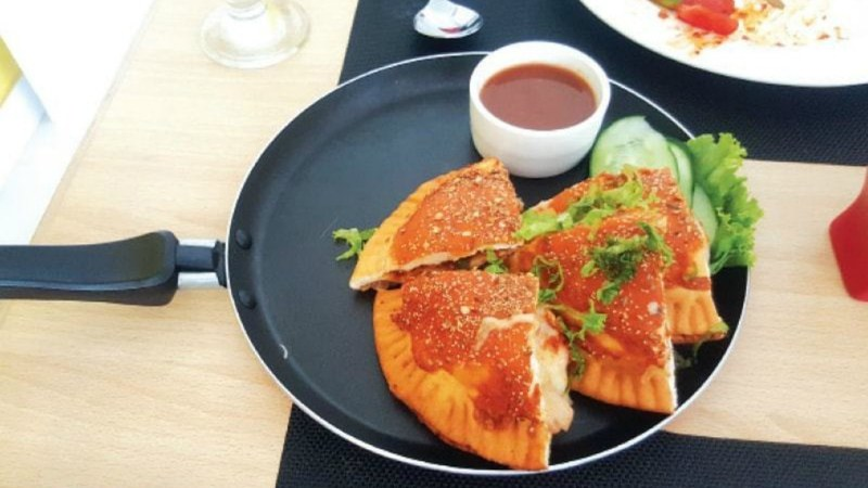 FryPan's fusion qatlamas are a must-have for the Lahori foodie