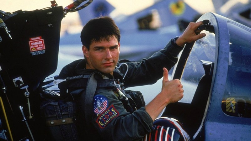 Tom Cruise Confirms Top Gun 2 Is Definitely Happening