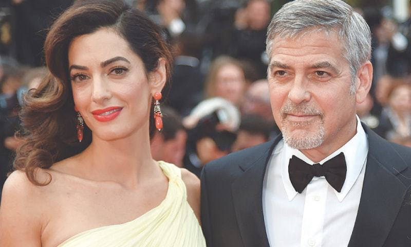 George and Amal Clooney welcome twins: a boy and a girl
