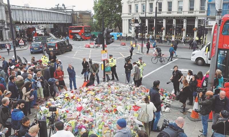 British police name third London Bridge attacker as Youssef Zaghba