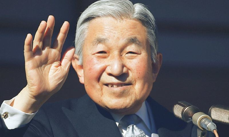 Japan Passes Law Allowing Emperor to Abdicate