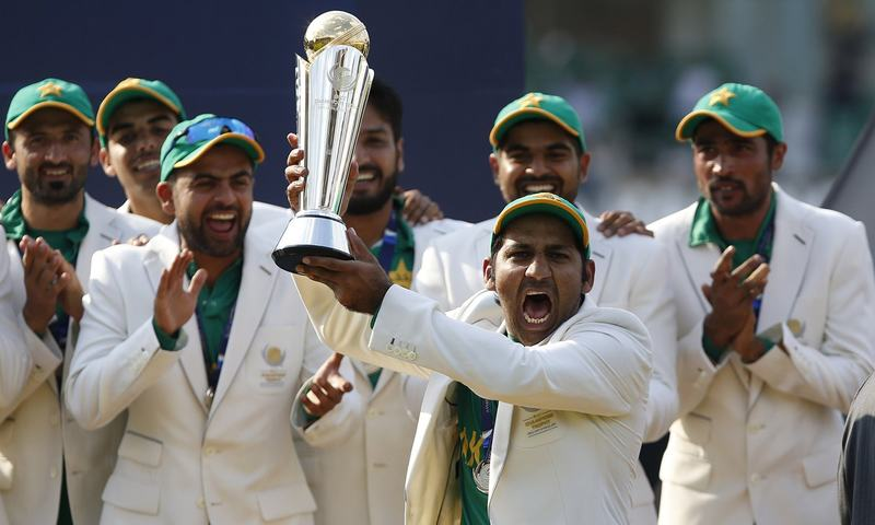 Pakistan outclass India to win ICC Champions Trophy