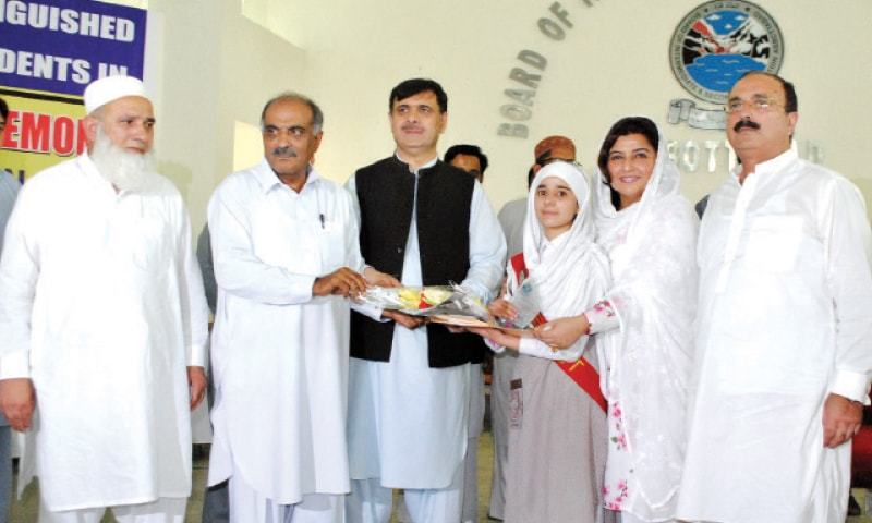 Girls Secure Top Positions In Abbottabad SSC Exam Results
