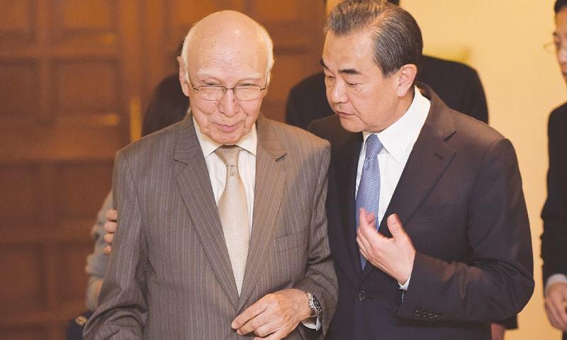 China brokers Pak-Afghan crisis mechanism