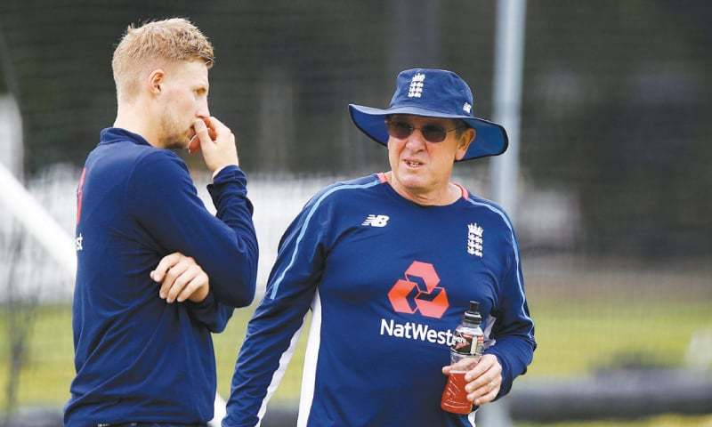 Root names England team for first South Africa Test