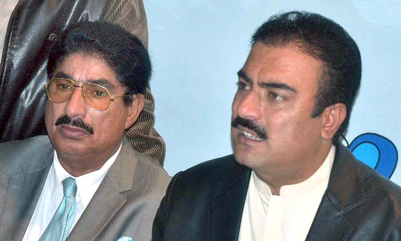 Balochistan health minister survives rocket attack in Panjgur