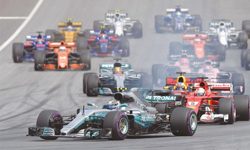 Austrian F1 GP: another podium finish and 'shoey' for Perth's Daniel Ricciardo
