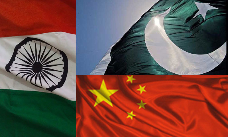 "Comment comes a day after China's offer to, ""play a constructive role to improve relations between Pakistan, India.""  — File"