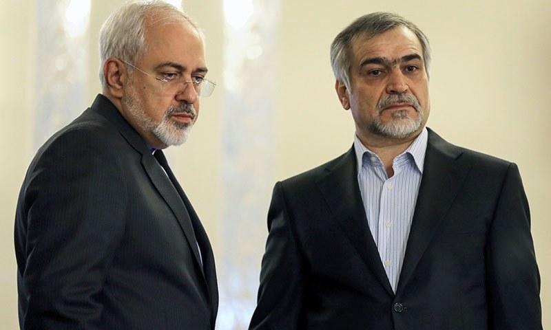 حسین فریدون نے صدر کے مشیر کے طورپر کام کیا—فوٹو:اے ایف پی