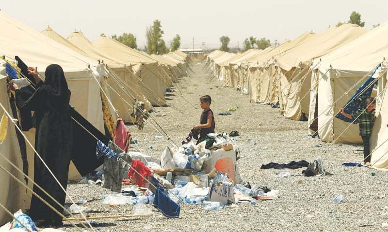 Over 1 mn Iraqis displaced after battle of Mosul: IOM