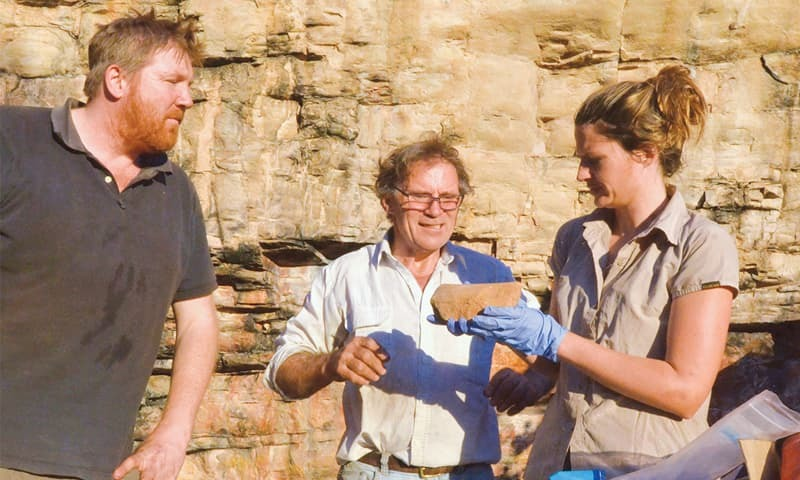 Humans found to be in Australia 10000 years earlier than thought