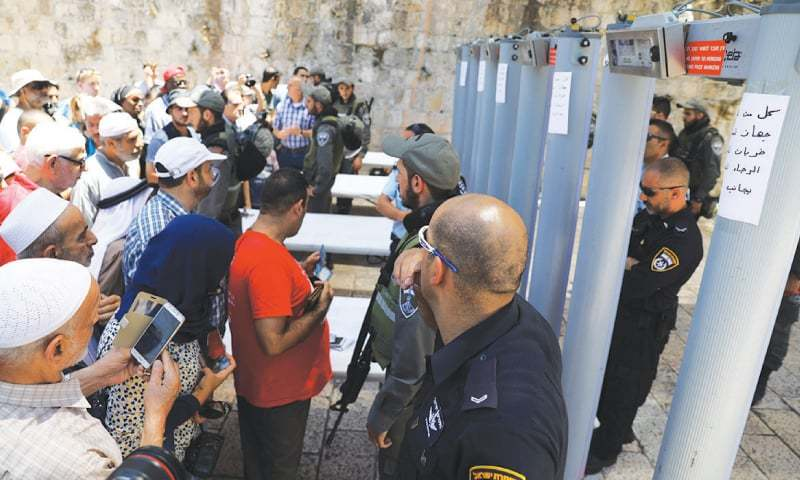 Jew Detector: The Issue With Metal Detectors In Jerusalem