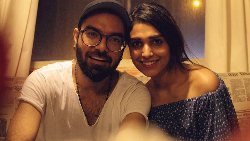 Yasir is joined by Amna Ilyas in this web series