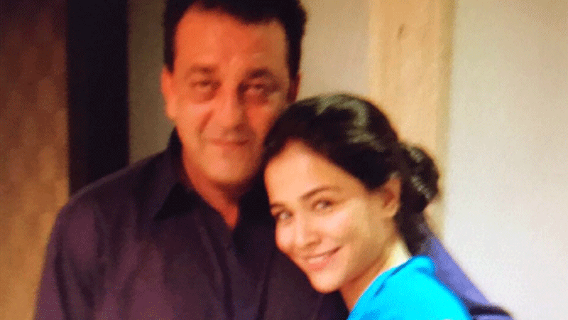 Sher will see Humaima Malick play Sanjay Dutt's wife who takes over his empire after his death.