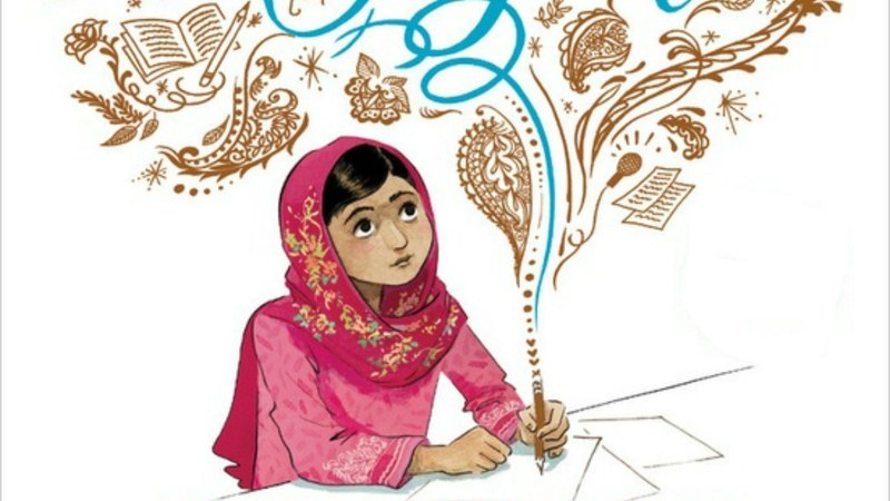 The book is inspired from Malala's own childhood and has been penned by her, with illustrations by Kerascoët