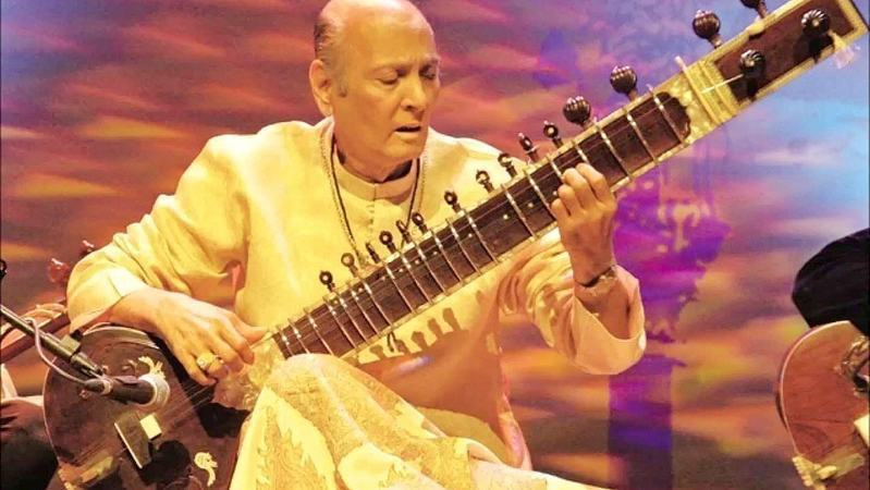 """Ahmed Shah of the Arts Council recalled the first time he saw a performance by Ustad Rais and called it """"magic""""."""