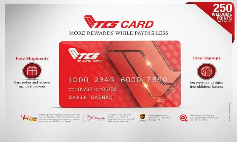 TCS launches loyalty cards