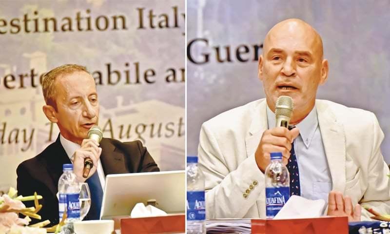 ROBERTO Stabile & BRUNO Guerri