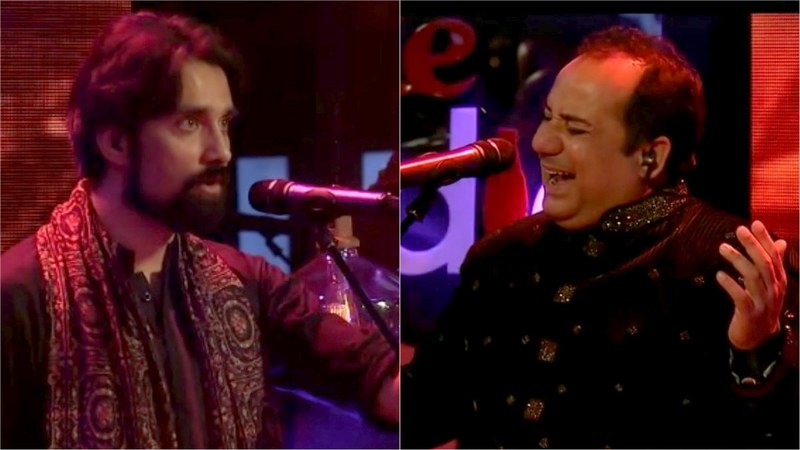 The second episode of the musical show's 10th season aired on Friday and featured its rendition of an old time favourite, Sayonee originally performed by Junoon.