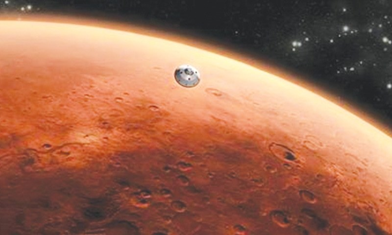 Who owns mars mining focuses on out of this world for Who owns outer space