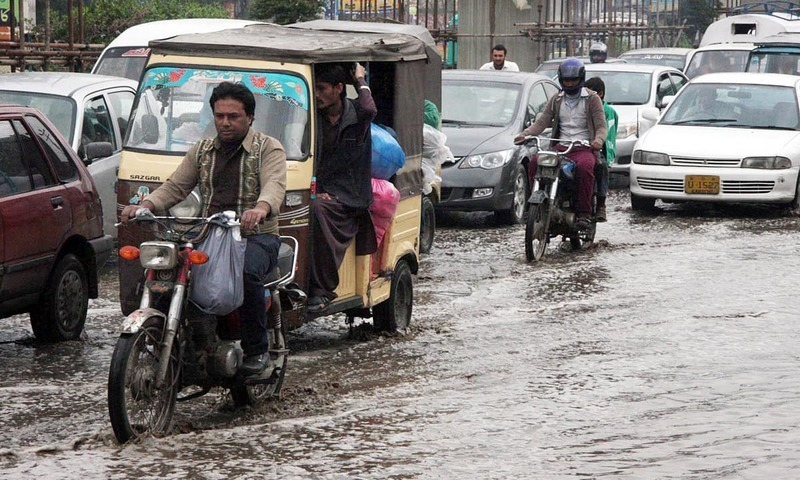 5 die in Karachi rain-related incidents
